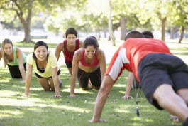 Outdoor FitCamp