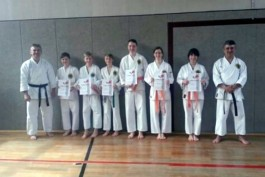 karate pruefung gmuend 2015